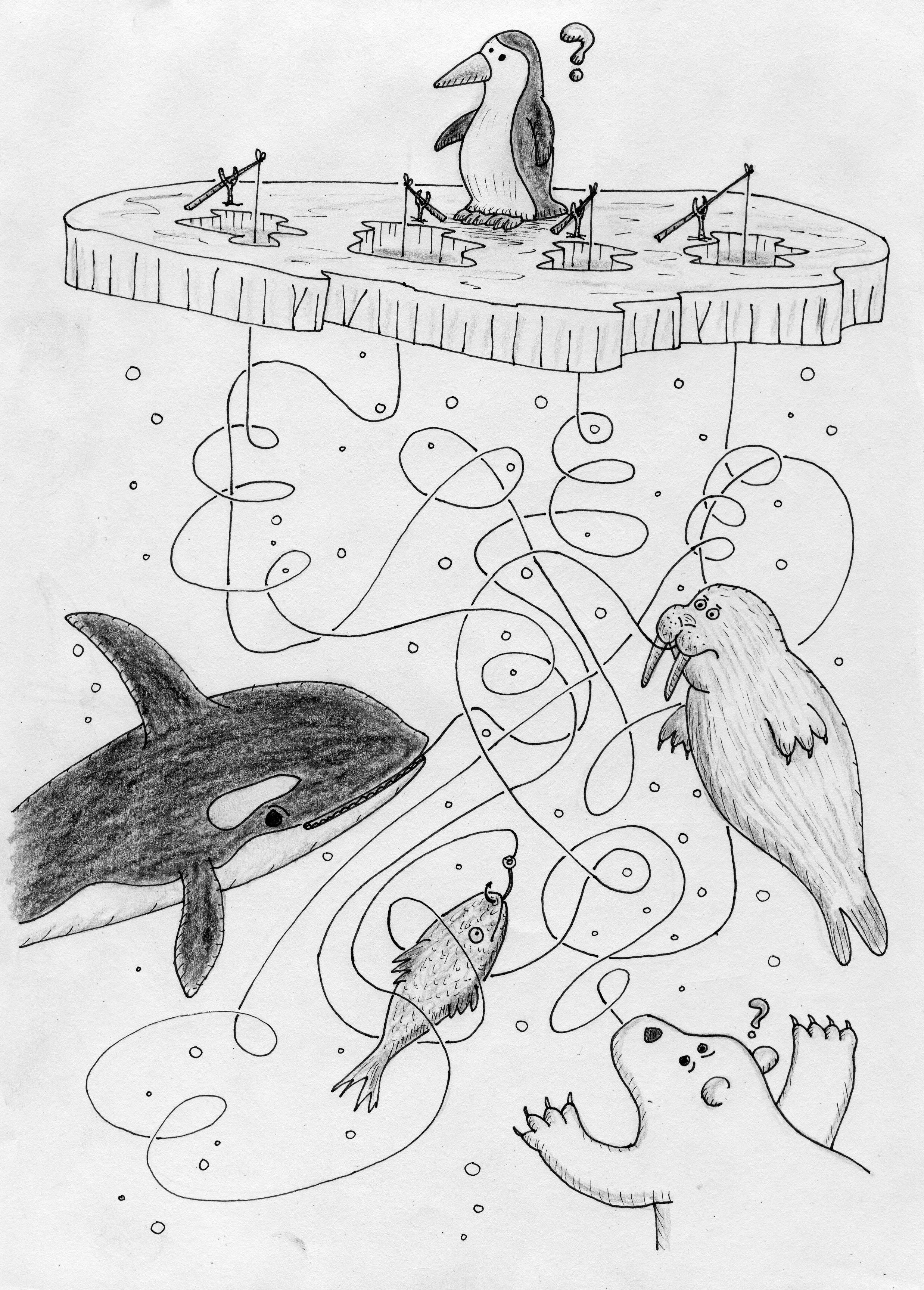 Pinguinpuzzle